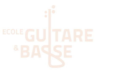 Ecole de guitare et basse